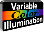 Variable Colour Illumination